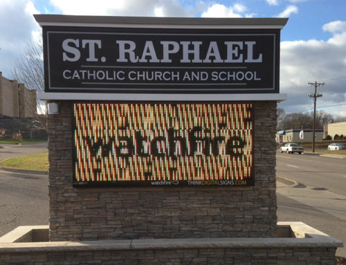 St. Raphael Catholic Church and School
