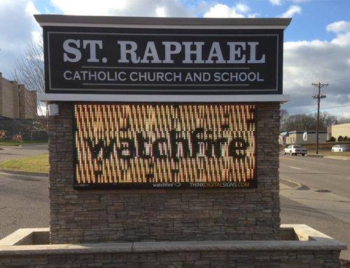 St. Raphael Catholic Church and School